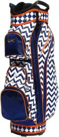 Coastal Tile Golf Bag