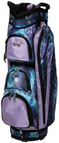 Lilac Paisley Golf Bag